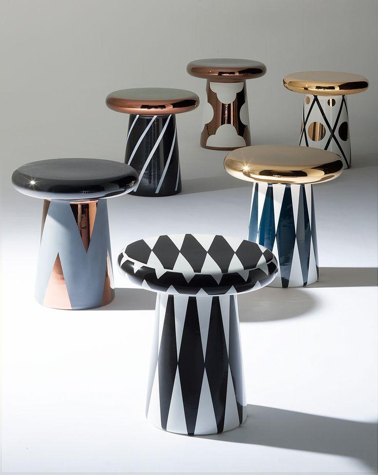 symbiosis mesas ceramica decoracion