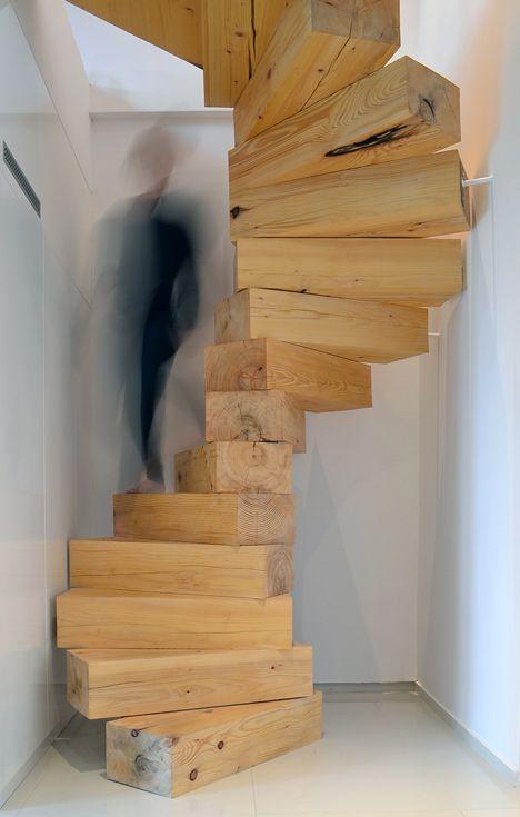 escalera-espiral-madera