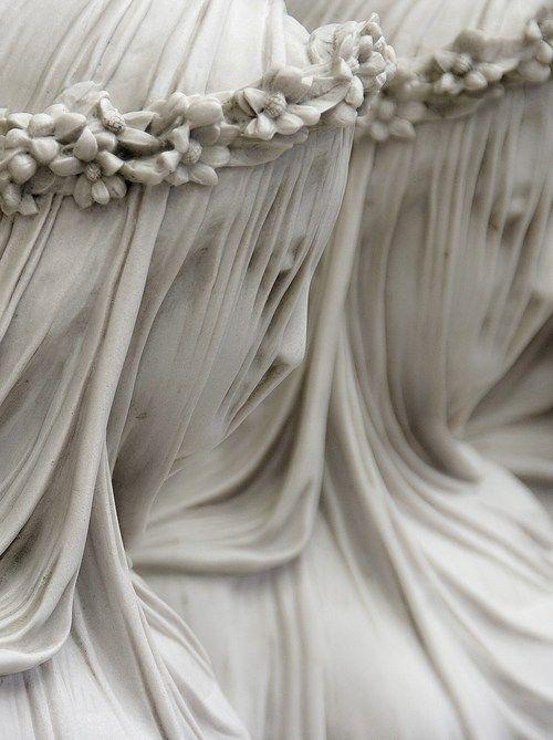 Veil sculture