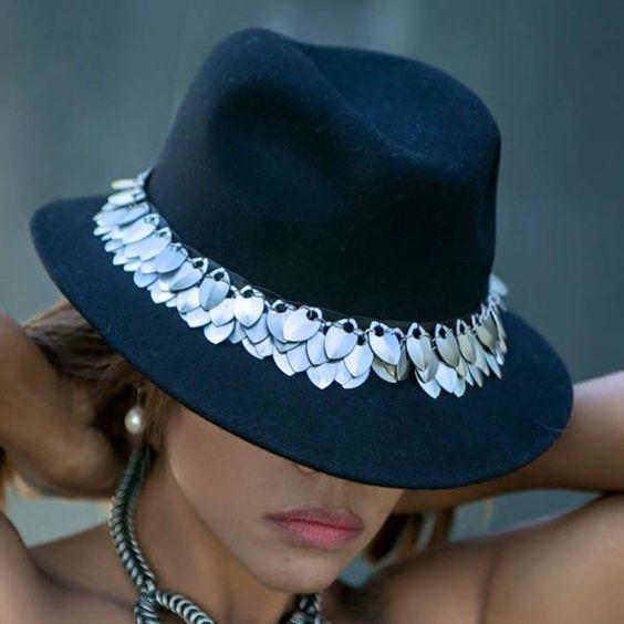 Sirenne Hat