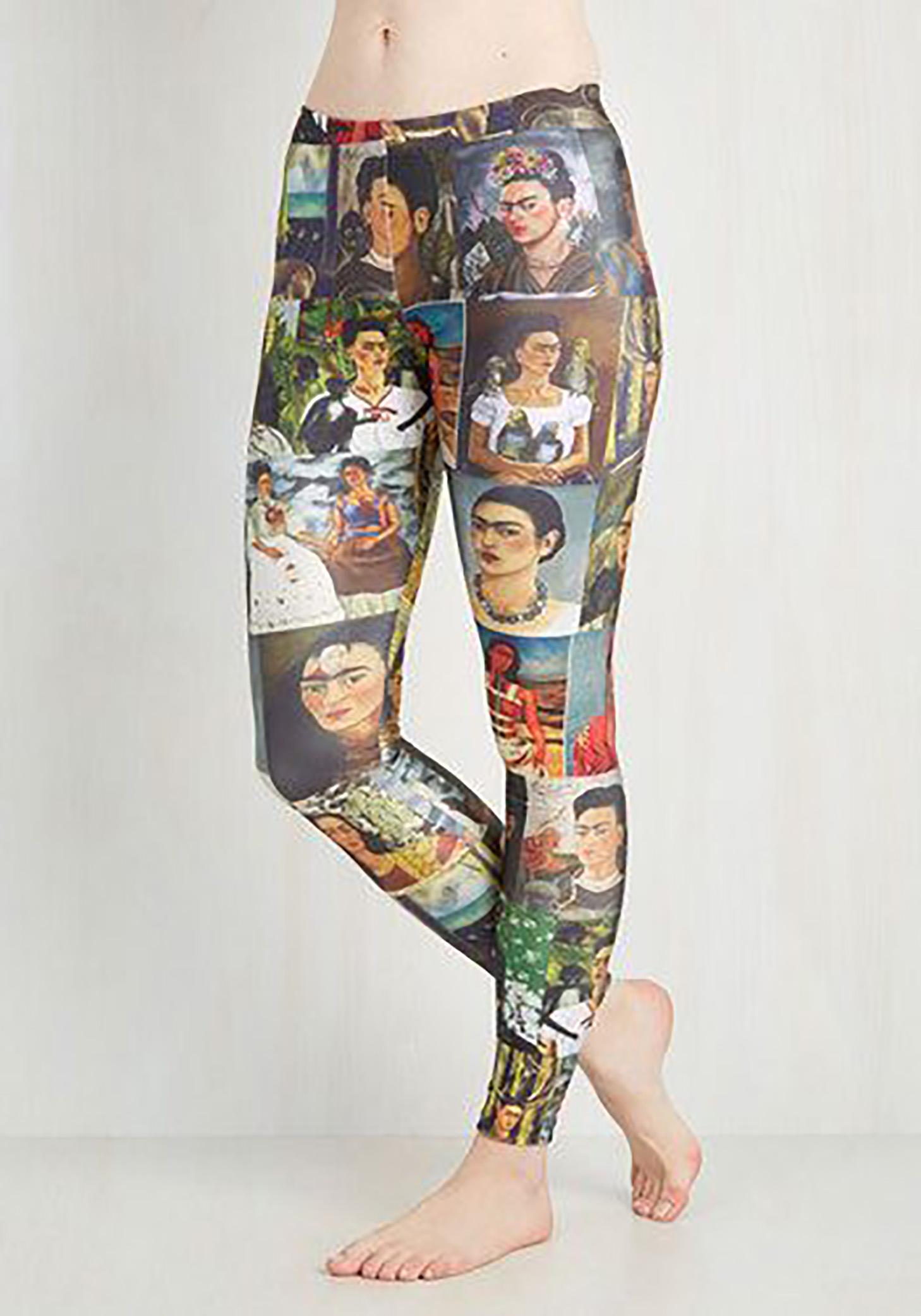 Leggings in Frida