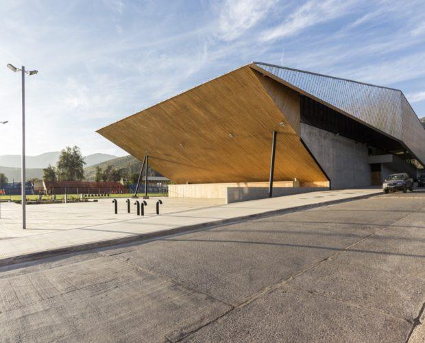 gimnasio municipal Salamanca