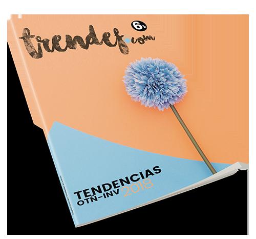Revista de tendencias cerámicas Otoño Invierno 2018