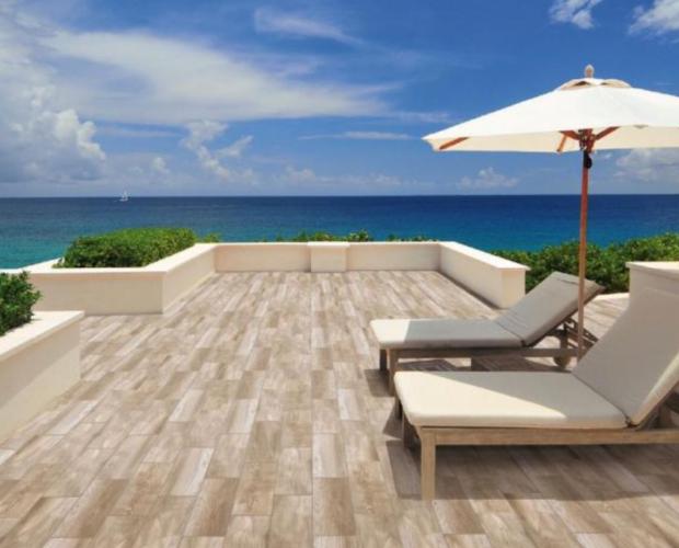 tendencias cerámicas en espacios al aire libre | Trendef
