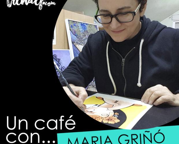 Un café con... MARIA GRIÑO | Trendef