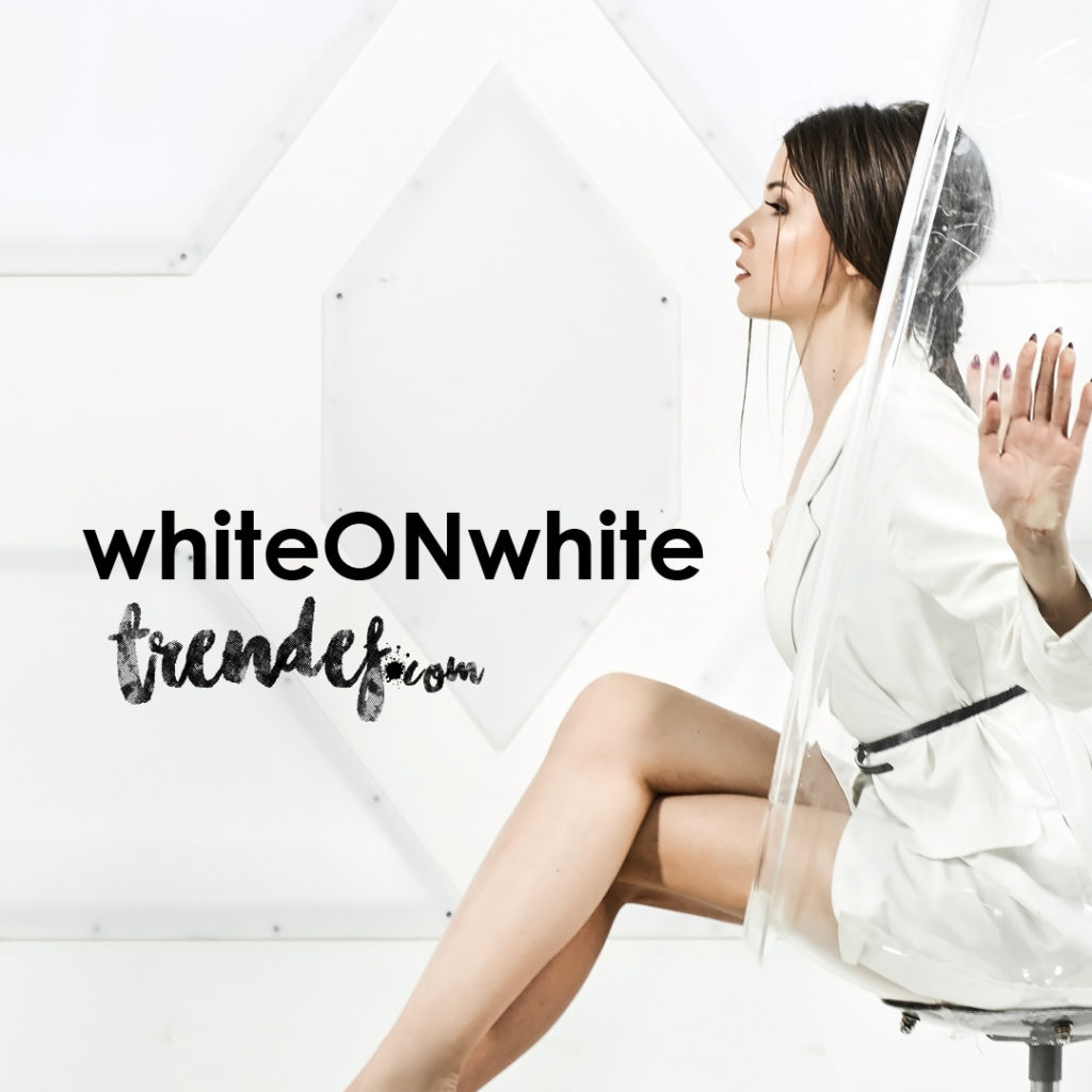Tendencia White on white