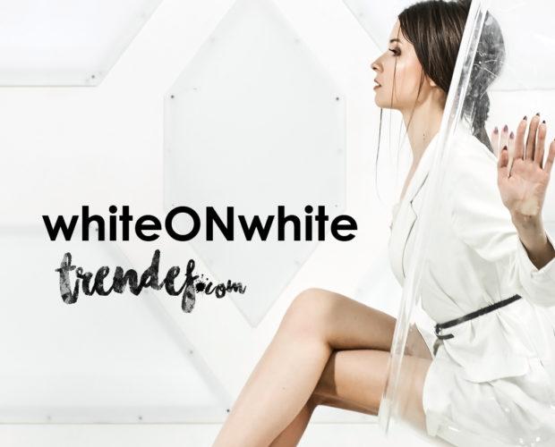 Tendencia White on white